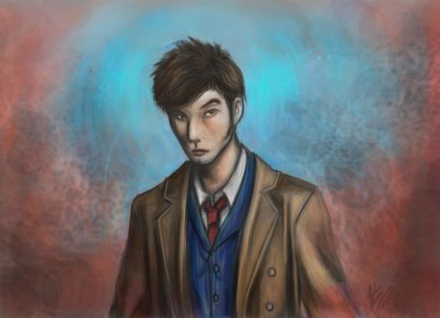 Trust Me, I'm the Doctor by Nellufy