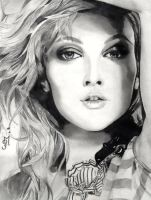 Drew Barrymore by OnlyMe722