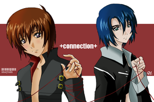 -connection- by Mayuiki