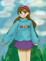 Mabel Pines by CoraFeltMarker