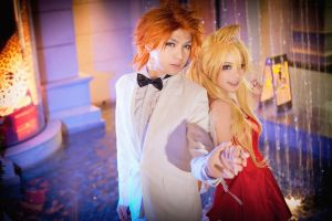 Brief_Panty and Stocking with Garterbelt by AMPLE-COSPLAY