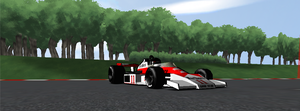 Racing game - very early work in progress by Ratmanxx
