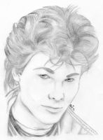 Morten Harket 3 by Chaowzee
