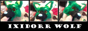 COMM || Ixidorr Wolf [ WIP ] by NerinSerene