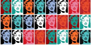 Marilyn for everywhere by GreciaLondres