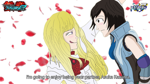 Asuka and Lili - Partners by Ichiron47