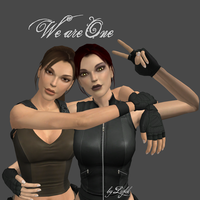 Lara and DG - We are one by Lufik