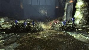 Flowery grave 1 by Marina17
