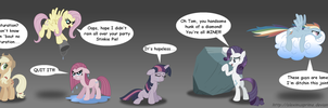 Disharmony at it's Finest by AleximusPrime