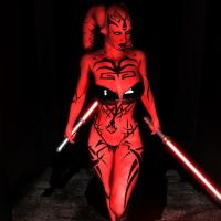 Darth Talon WIP by Aphrodite-NS