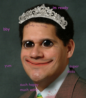 The Fabulizer- Reggie Fils-Aime by SekaiiKawaii