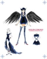 Sailor Coronis by ChibiRikku