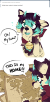 Home is where the heart is! by KingNeroche