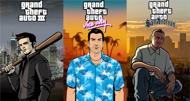 Grand Theft Auto  The Trilogy by xxphilipshow547xx