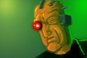 Old Borg by Canalus