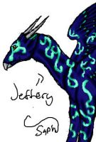 Jeffery- iscribble by saphariadragon