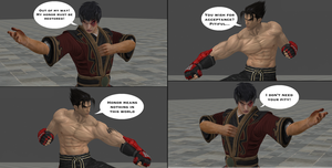 Injustice Clash: Zuko vs Jin by Tony-Antwonio