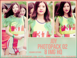 Joy (RED VELVET) - PHOTOPACK#02 by JeffvinyTwilight