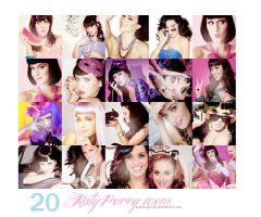 Katy Perry icons by delicatepetals