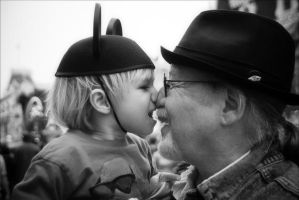 Grandfathers Are Good by myrnajacobs