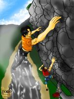 let's climbing.... by imaruu