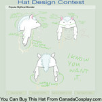 PEGASUS Hat contest entry by E---J