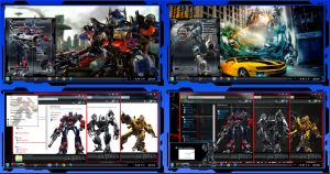 Thema windows7 Transformers by bir2d