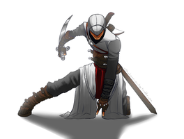 another generic Altair by DemonHunterJoan