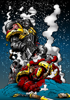 merry christmas, heretic by Aulbath