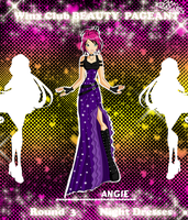 Angie Beauty Pageant by AngecondaBite