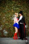 Sailor Moon - Mask and Moon by nihilistique
