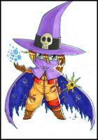 .wizardmon. by Leen-galeas