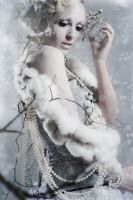 Snow queen.. by Nicolecooling