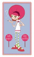 Lolli Pop's life sucks by fyre-flye