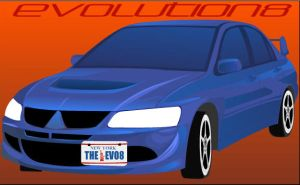 Evolution 8 by ispec