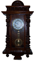 Antique Clock 1 by Variety-Stock