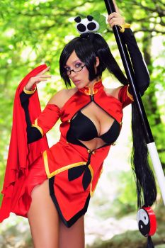 LITCHI by Giorgiacosplay