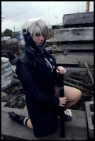 Sweet Raiden Cosplay Female Power by Moin2D