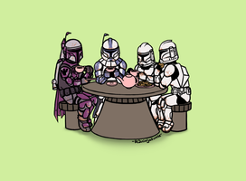 Trooper Tea by R2ninjaturtle