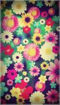Flowers wallpaper by Iulia-Oprinesc