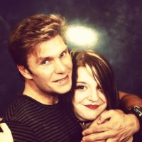 Vic Mignogna and I by shadowgirl98