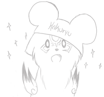 I went to Disneyland by ChibiHakuryu