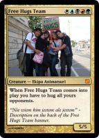 Magic The Gathering FHT by ogurki
