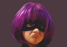 HIT-GIRL  6 by chloe002727