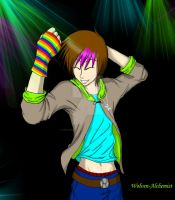 Rave.. i guess X3 by wolven-alchemist