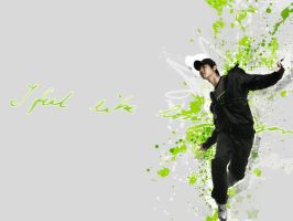 Yoochun Wallpaper by TheNani