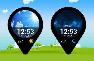 My Place 2 for xwidget by Jimking