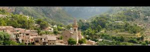 Drowned In Green - Valldemossa by skarzynscy