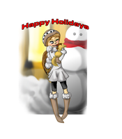 PC:: Happy Holidays by Gone4awhile2