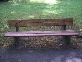 Bench Stock by VampireSybelle-Stock